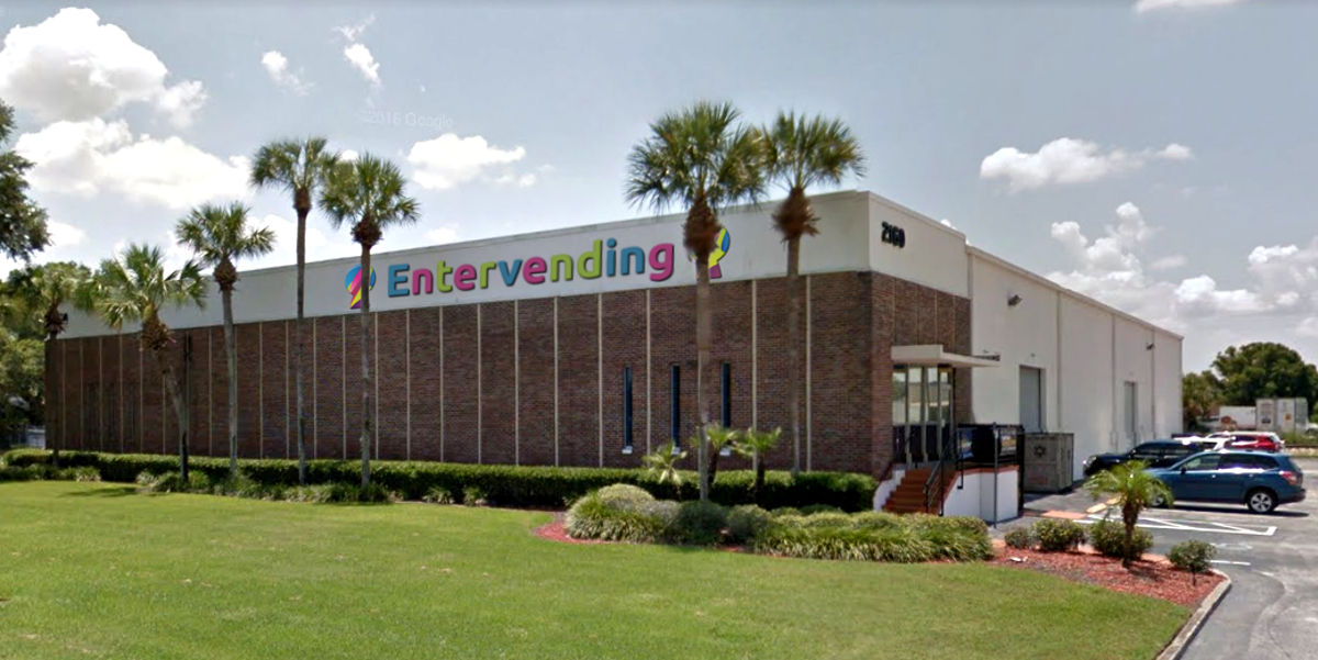 Entervending LLC in Orlando