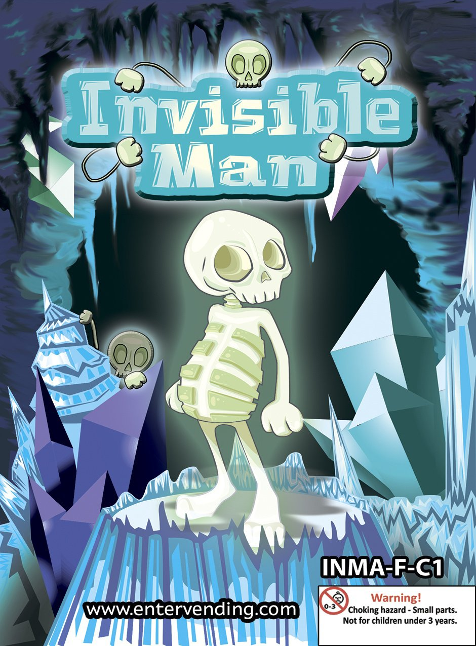 Invisible Man Mix 1