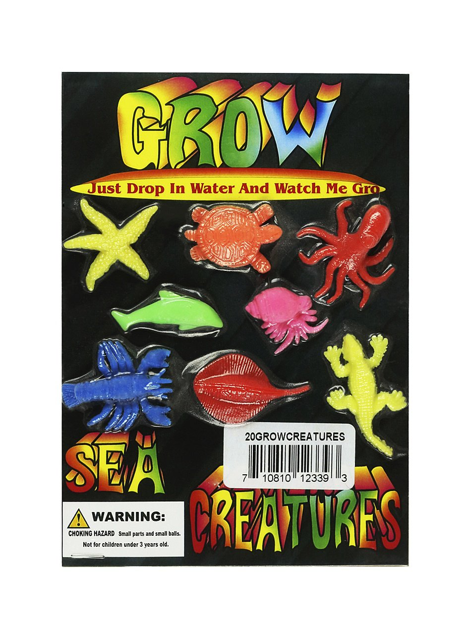 Grow Sea Creatures (display)