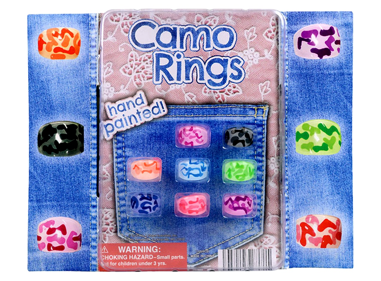 Camouflage Rings 1