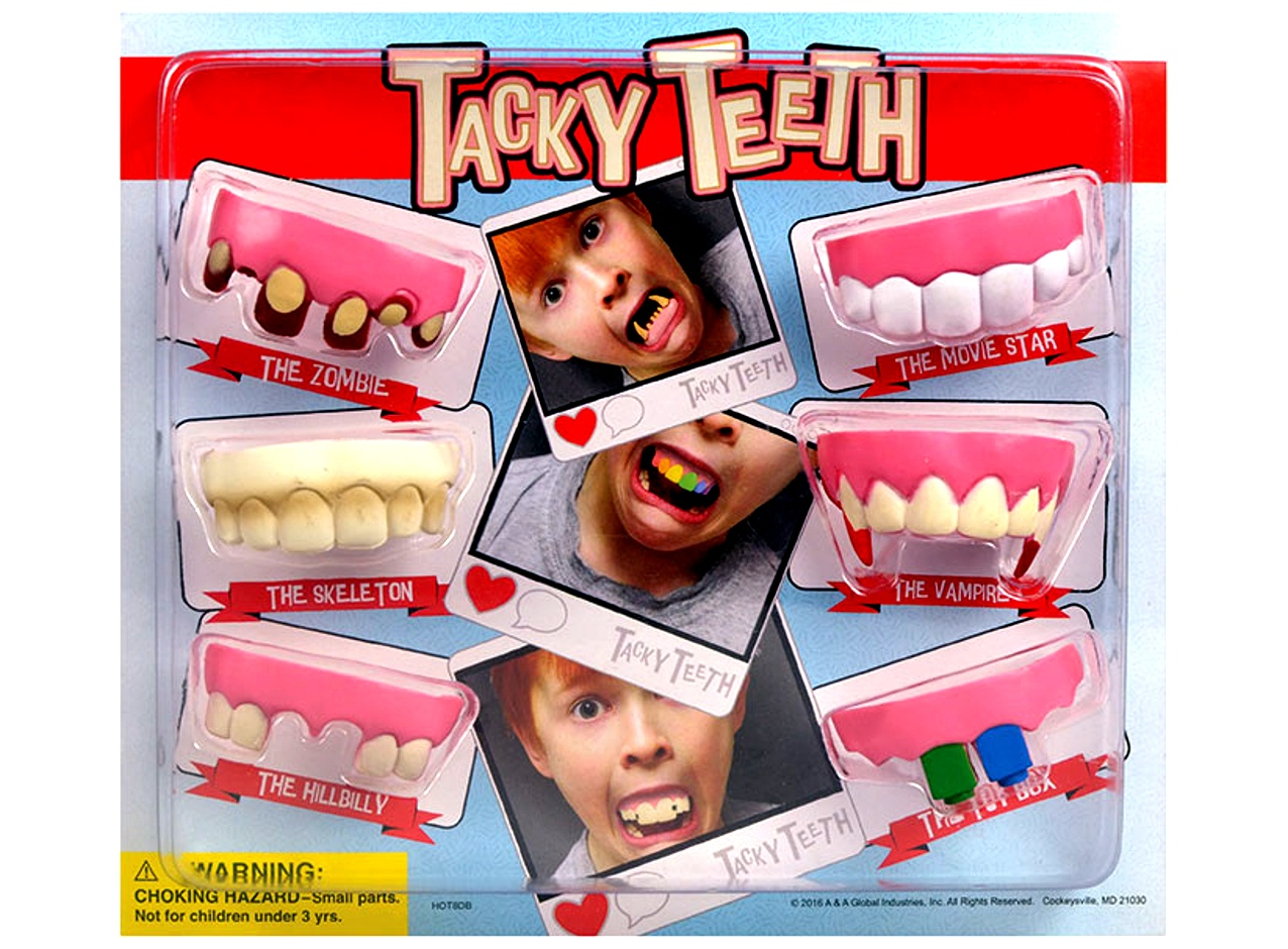 Tacky Teeth 2