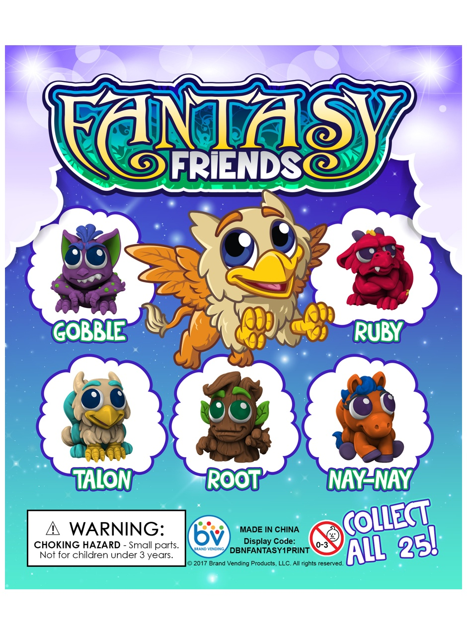 Fantasy Friends in 1