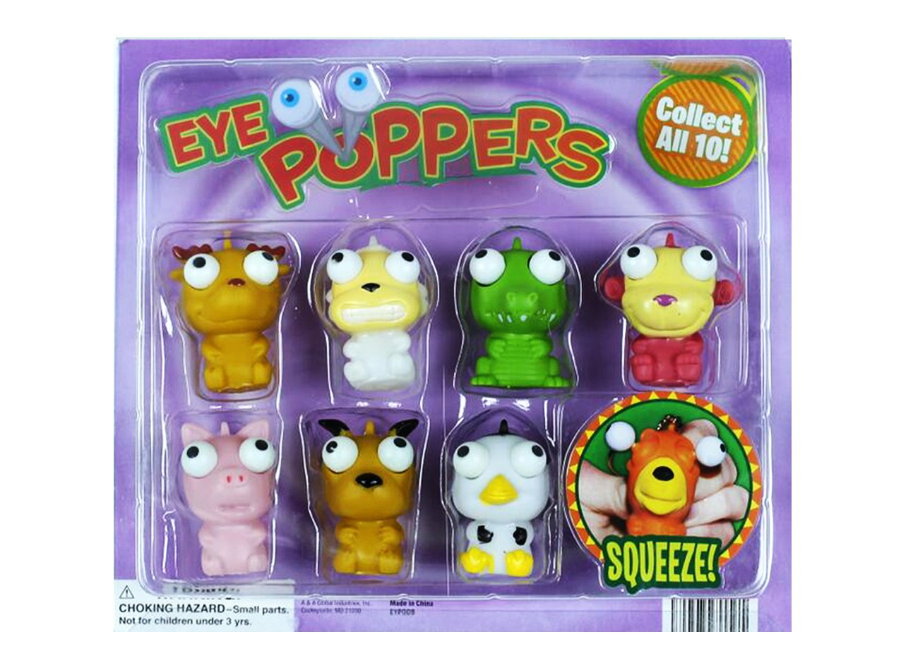 Eye Poppers (display)
