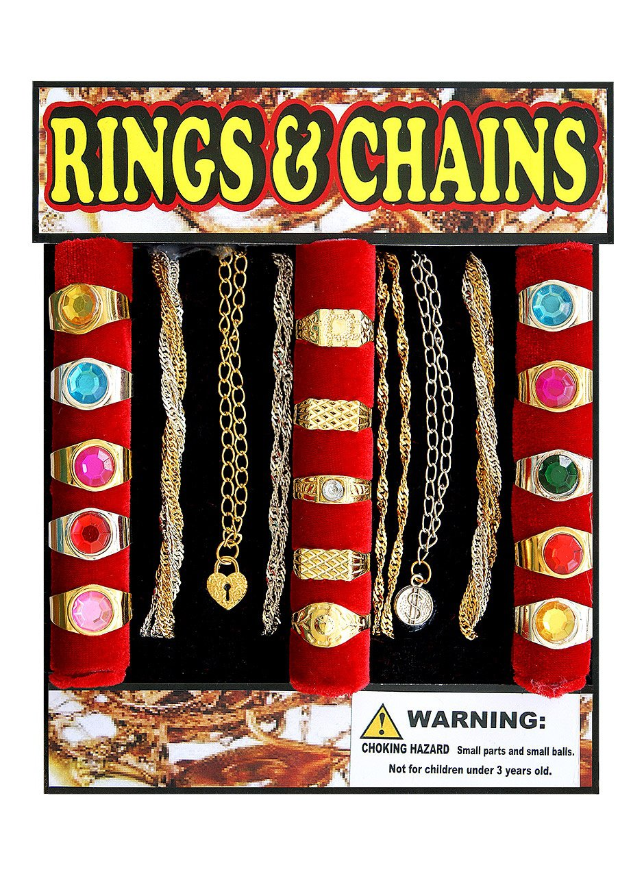 Rings & Chains (display)