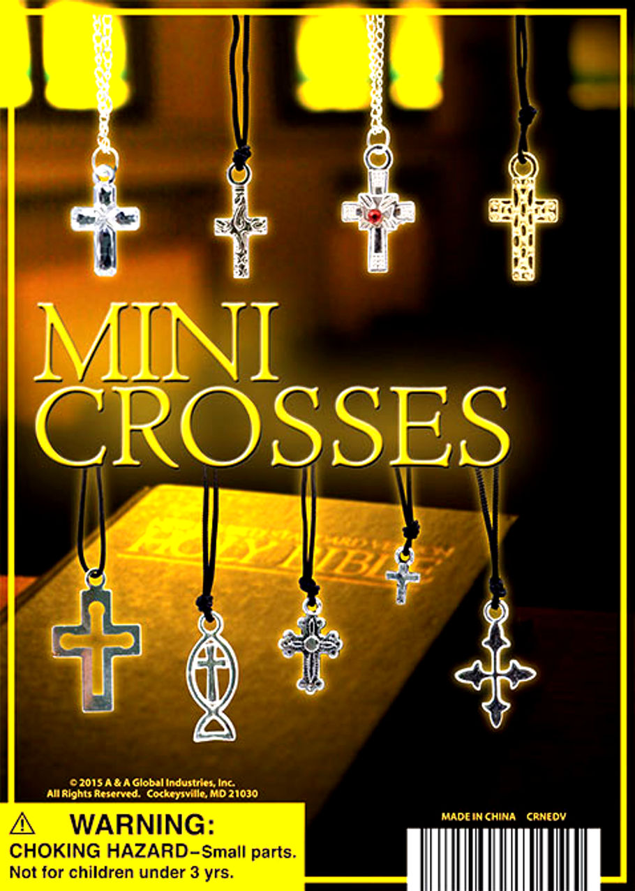 Cross Necklaces Collection 1