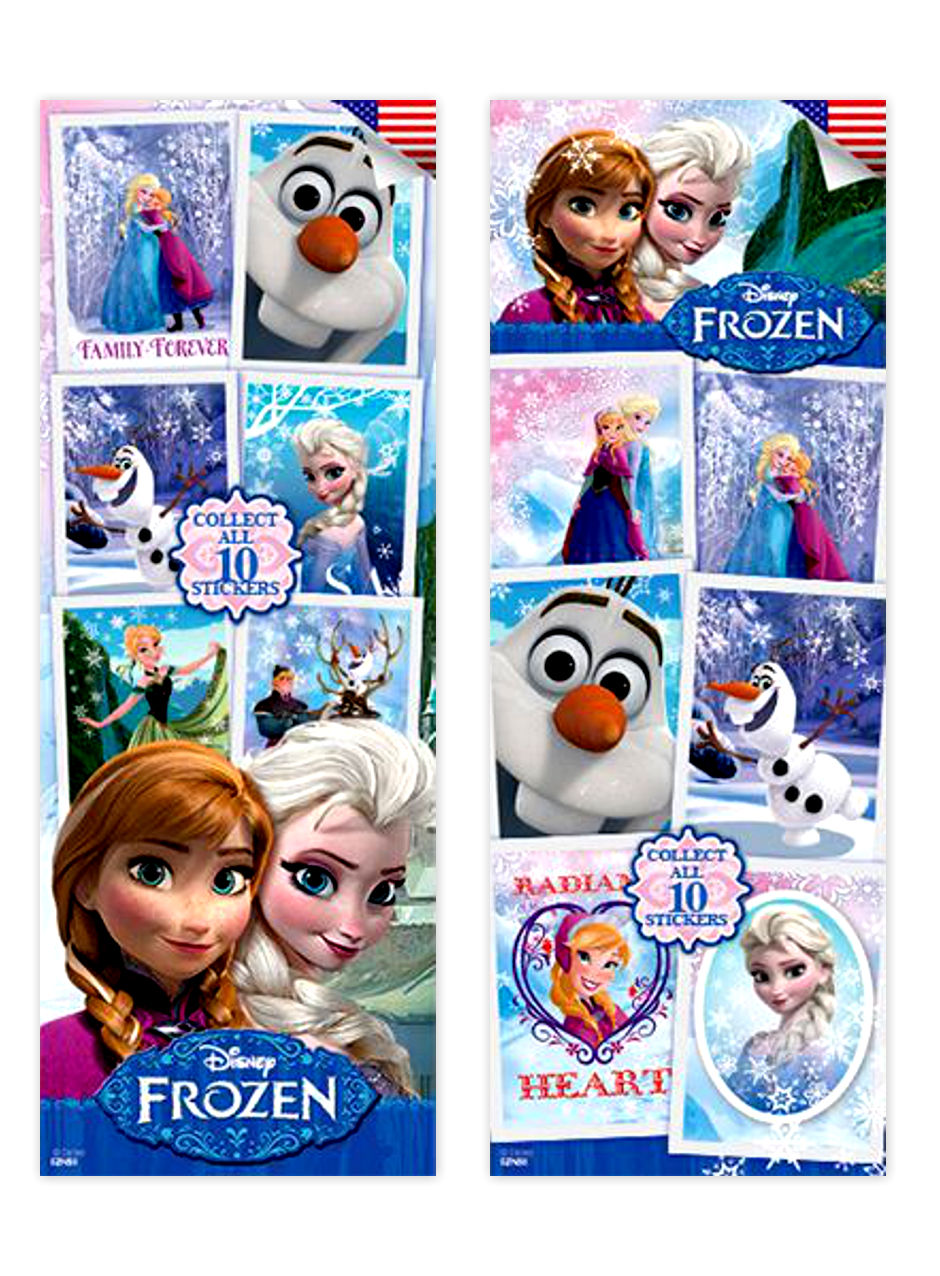 Disney Frozen Stickers (display)