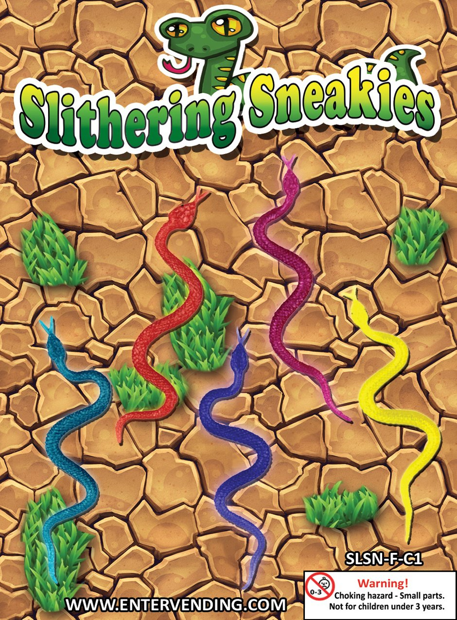 Slithering Sneakies Mix 1