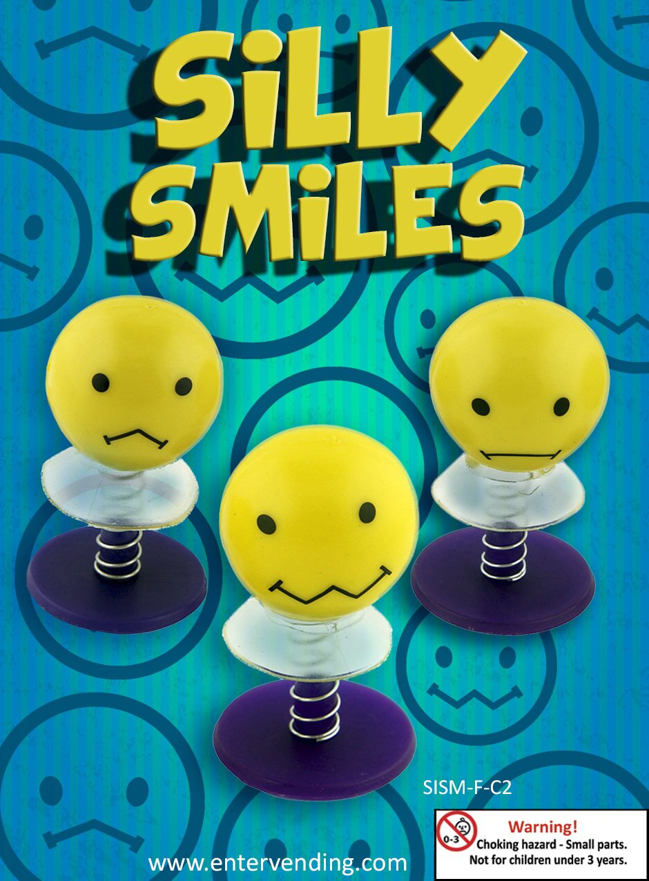 Silly Smiles (display)