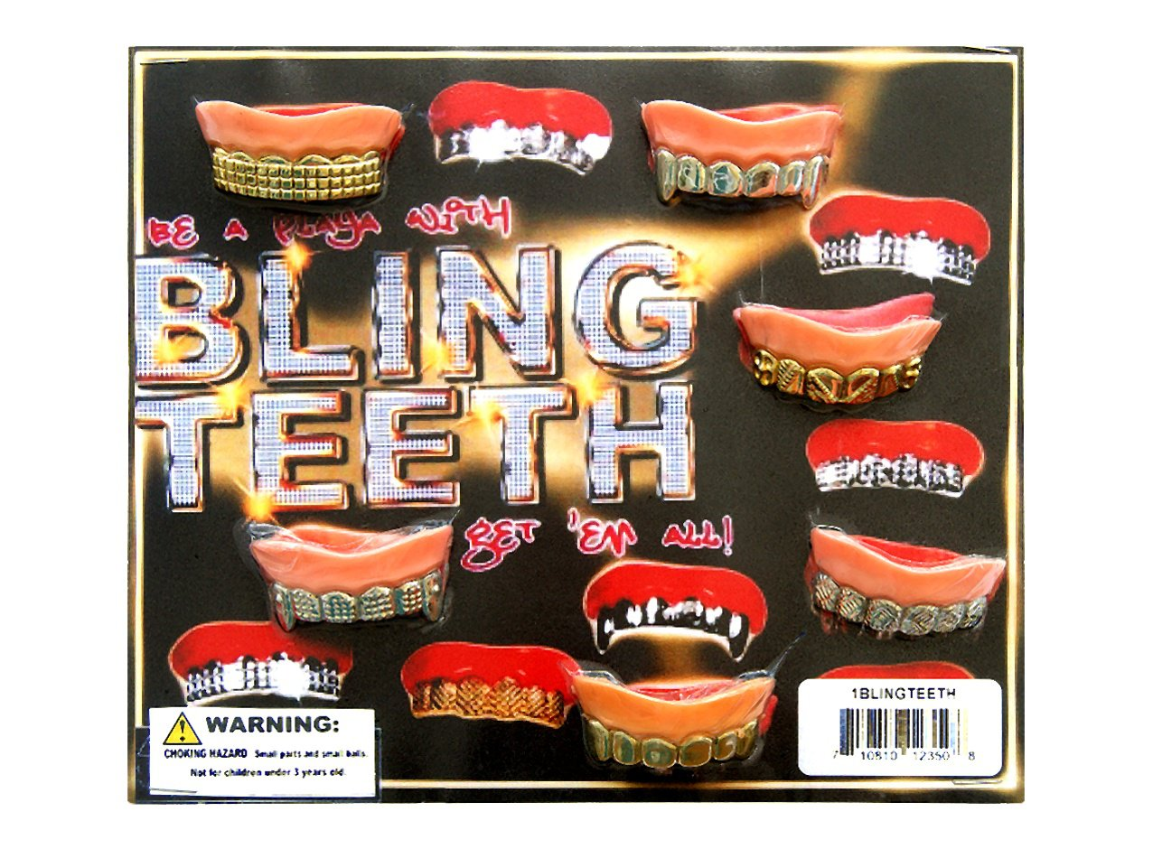 Bling Teeth (display)
