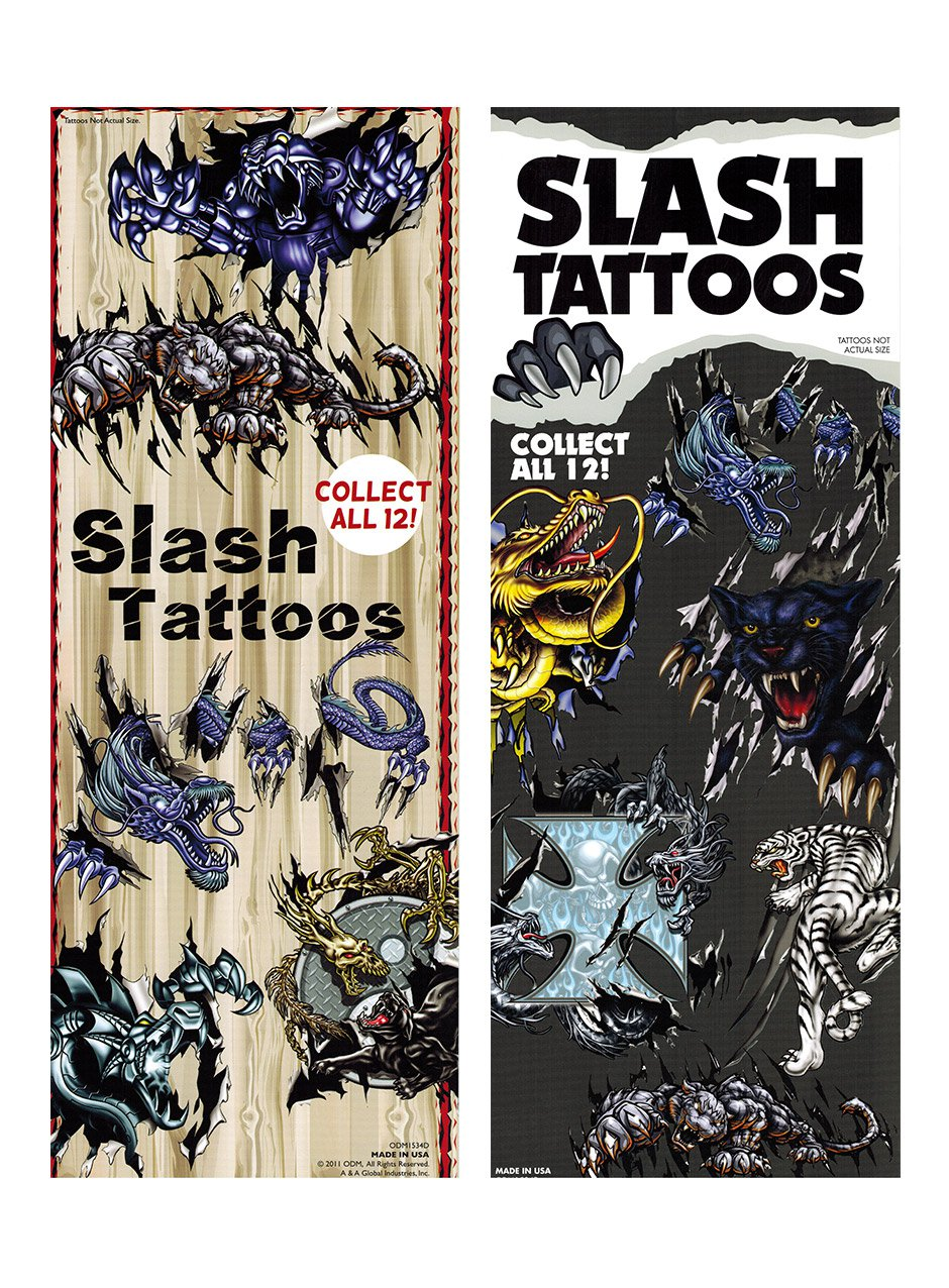 Tattoos Slash (display)