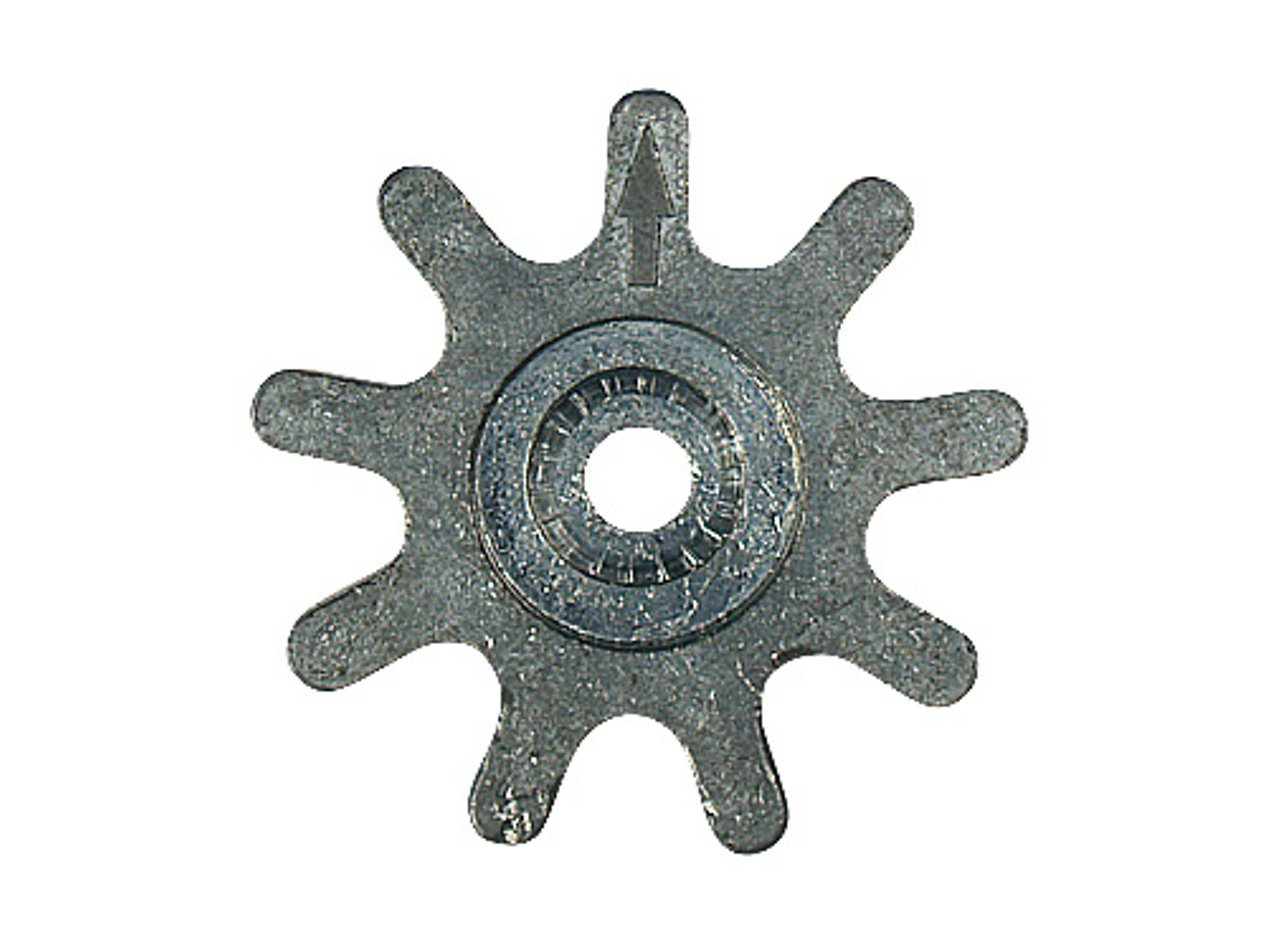 Drive Gear  for RB Mechanism (9 Teeth)