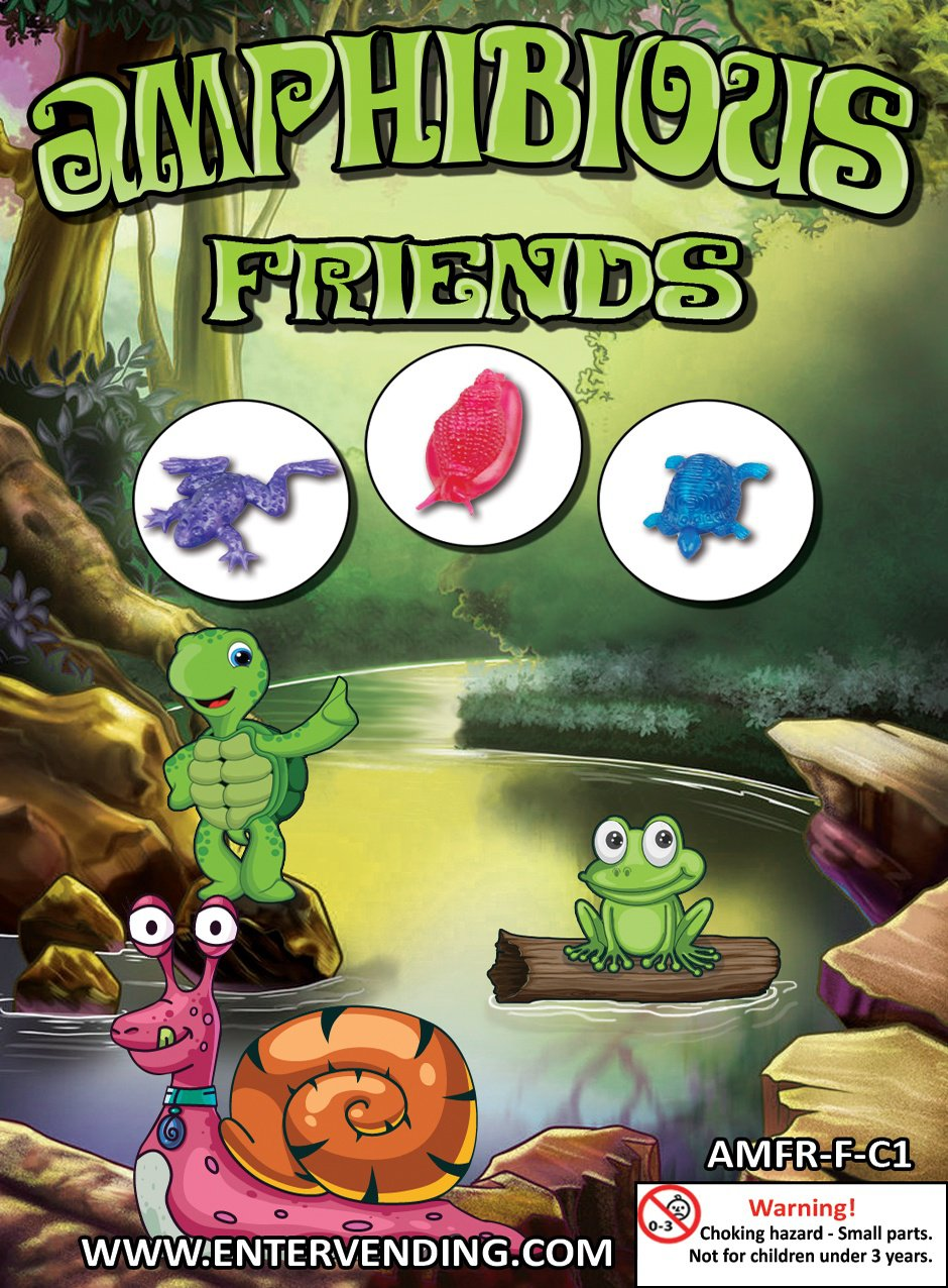 Amphibious Friends Mix 1