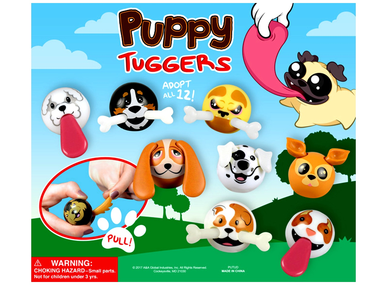 Puppy Tuggers 2''