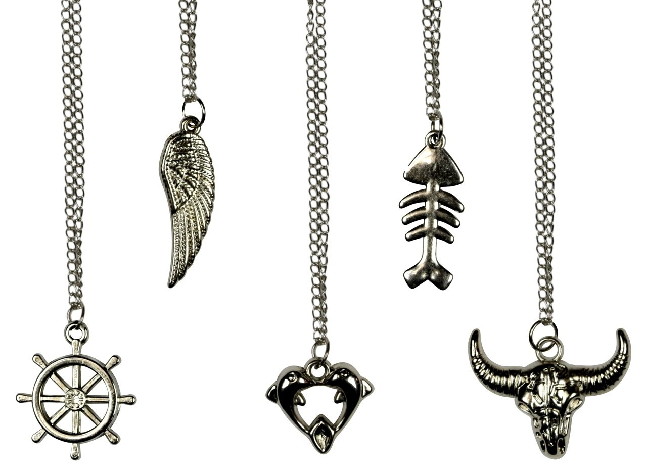 Necklaces Charms