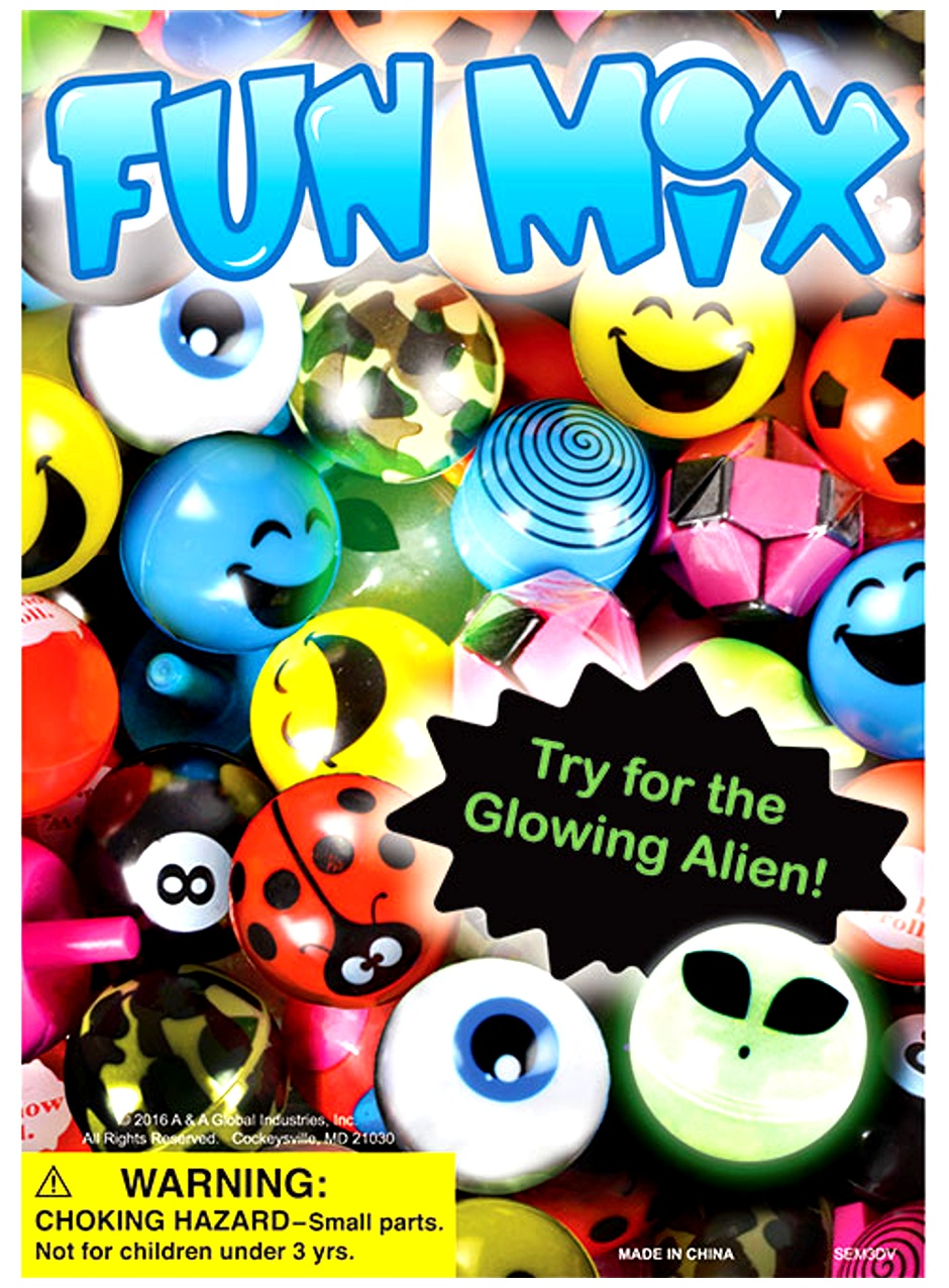 Fun Time Mix Series 3 in 1