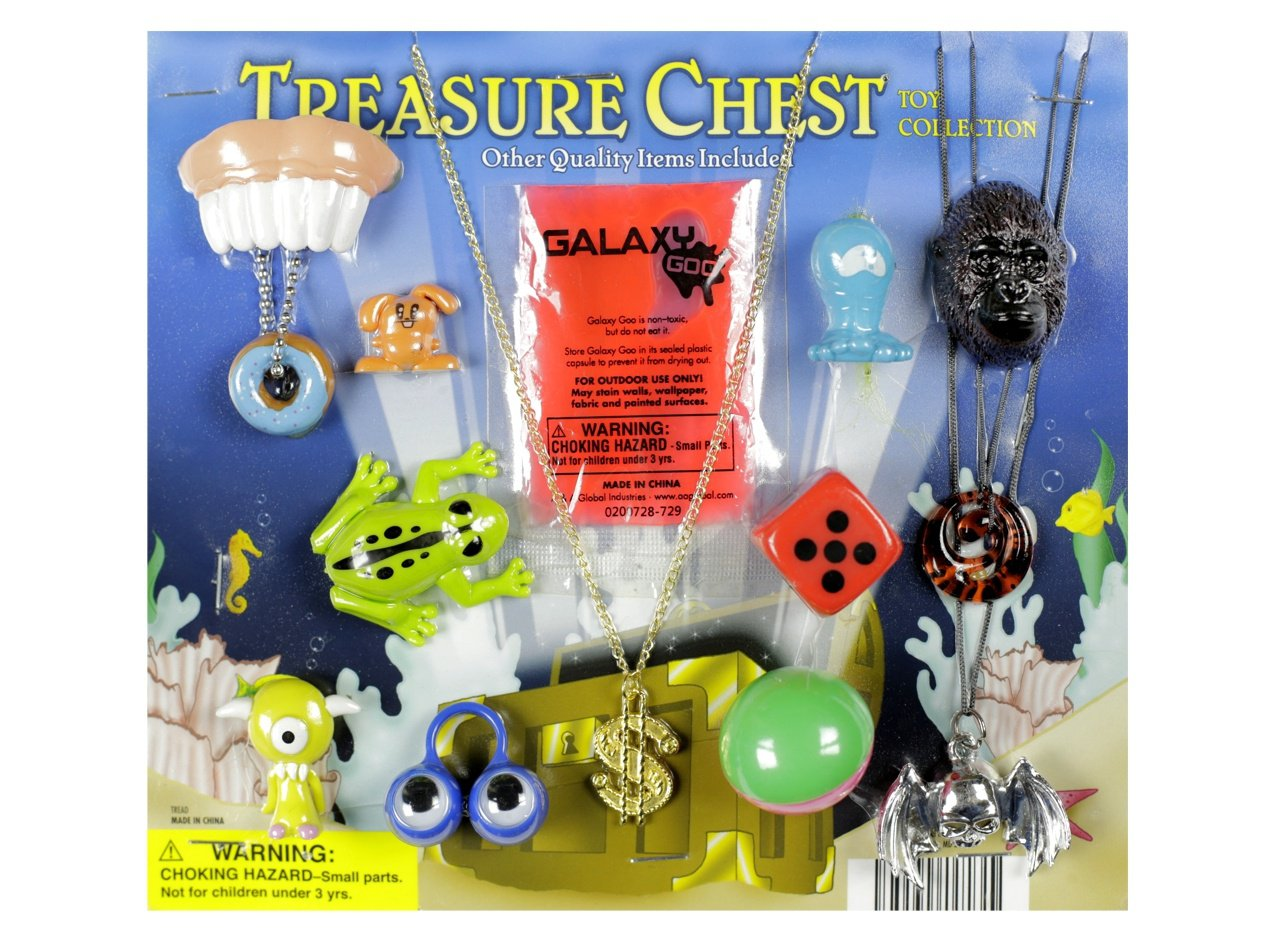 Treasure Chest (display)