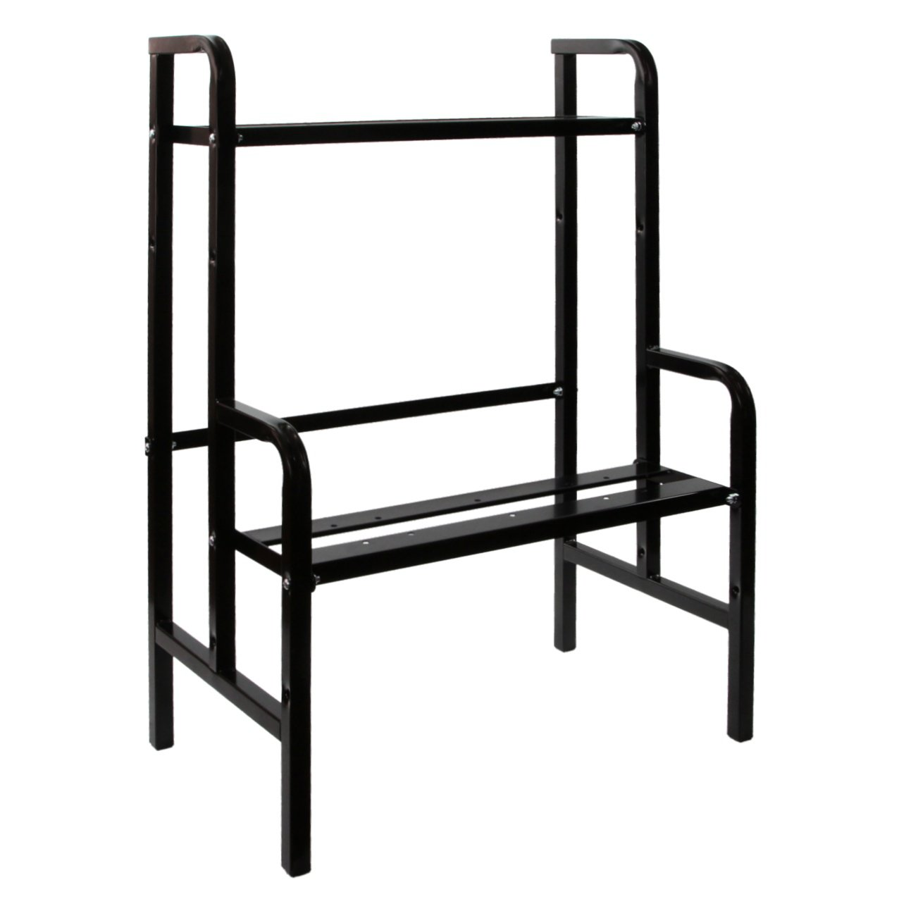 Steel 6 Unit Step Stand