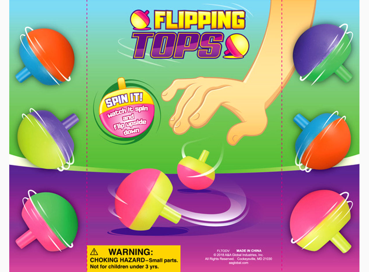 Flopping Tops 1