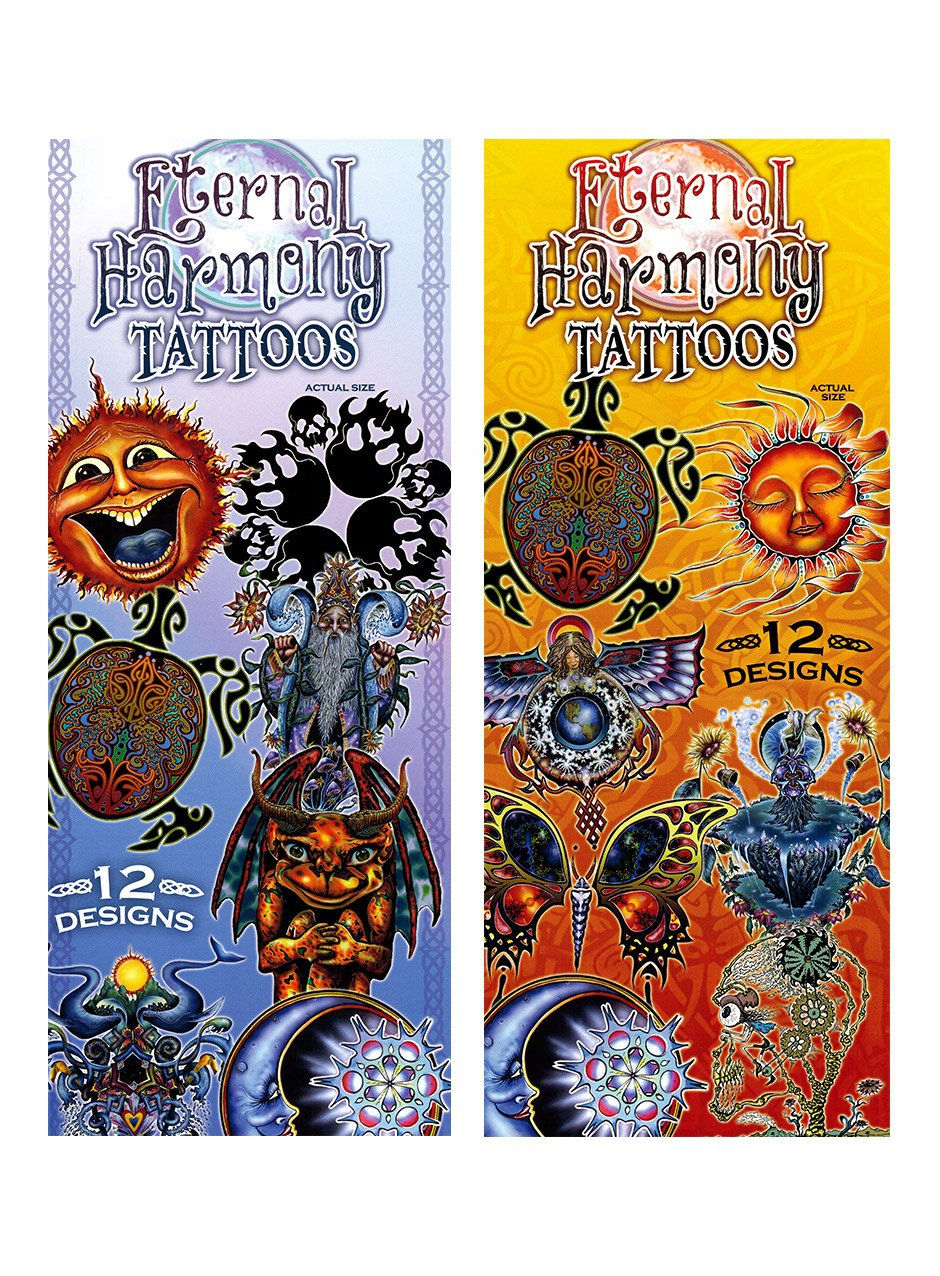 Tattoos Eternal Harmony (display)