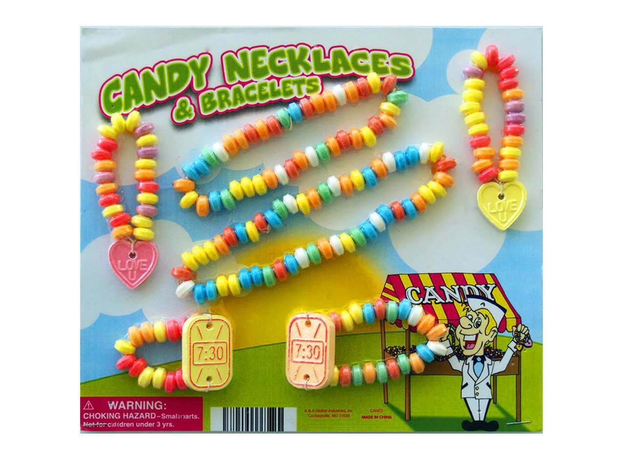 Candy Necklace (displya)