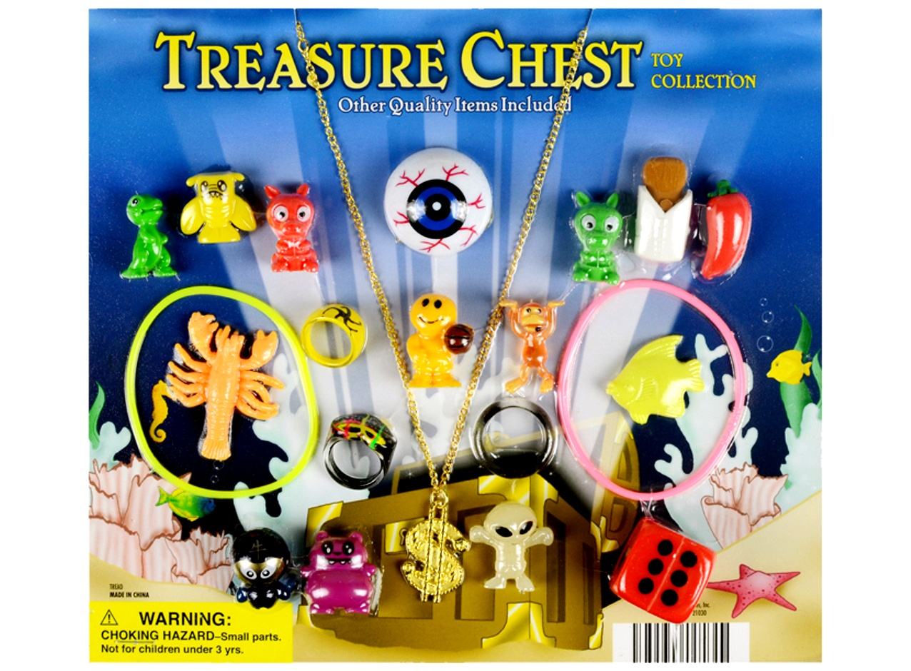 Treasure Chest .25 Economy Mix 2''