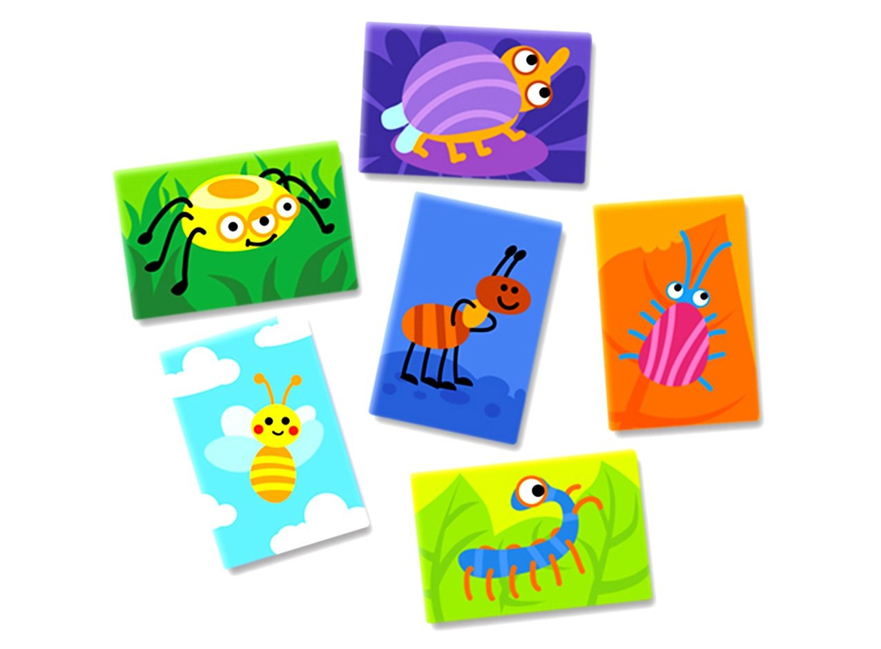Insect Magnets Mix 1