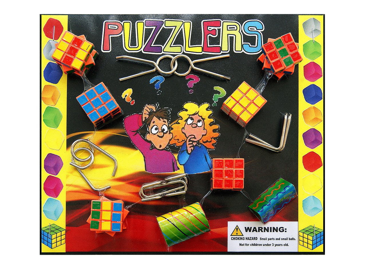 Puzzlers (display)