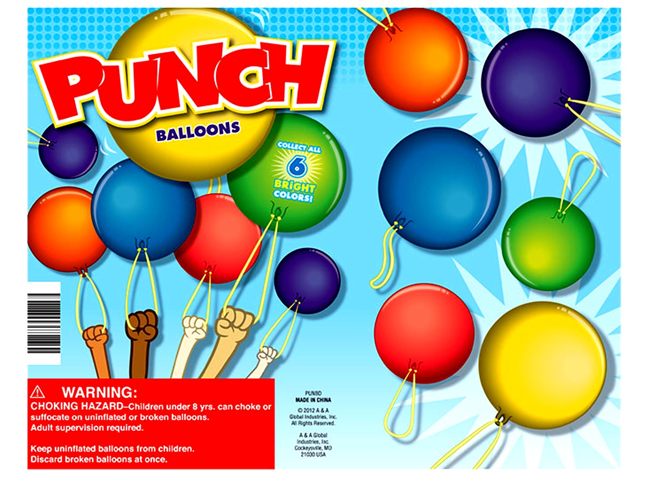 Punch Balloons 2
