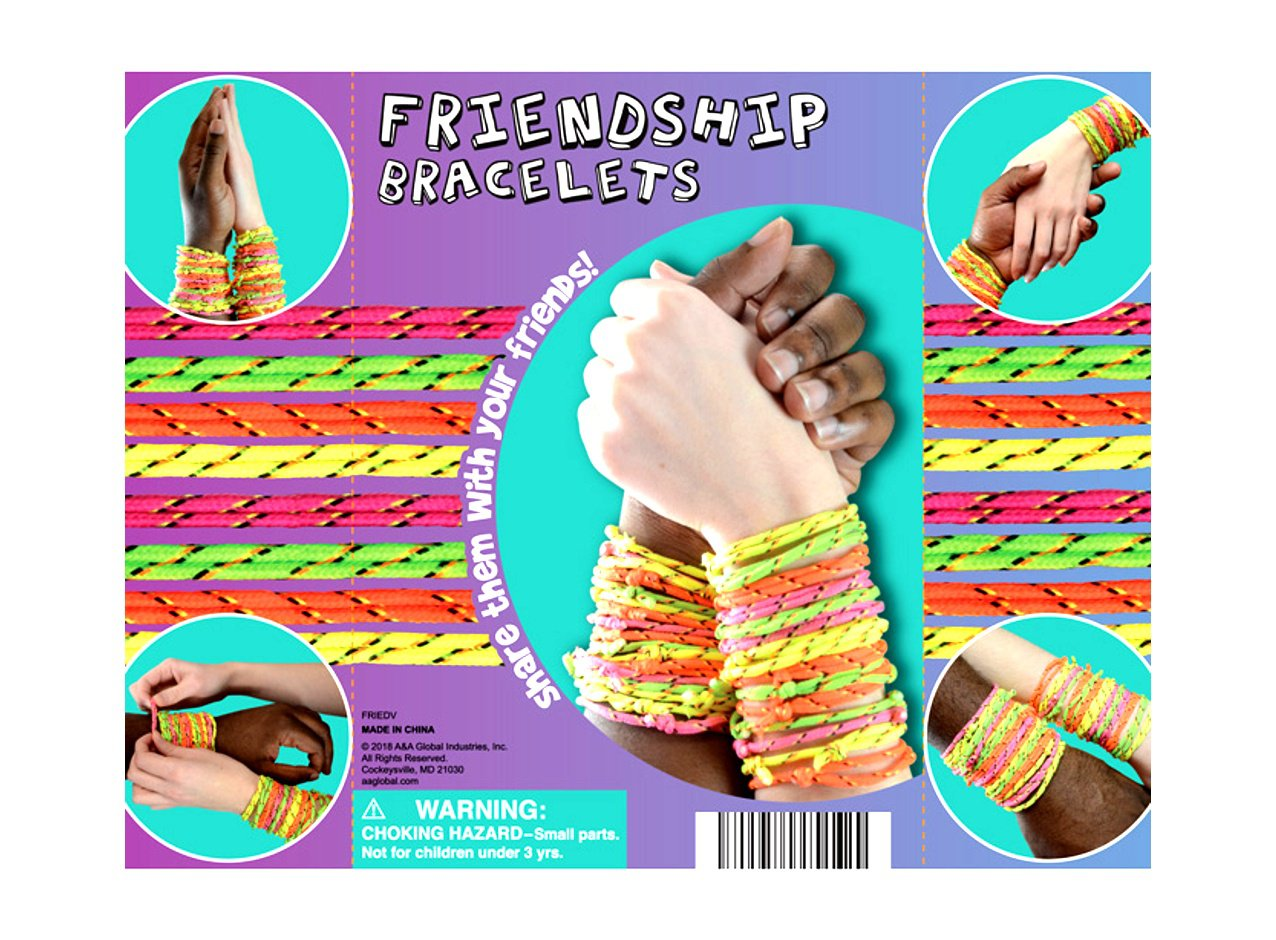 Friendship Bracelets 1