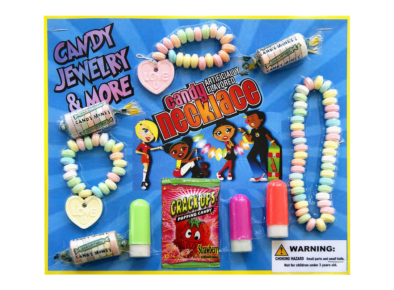 Candy Jewelry & More (display)