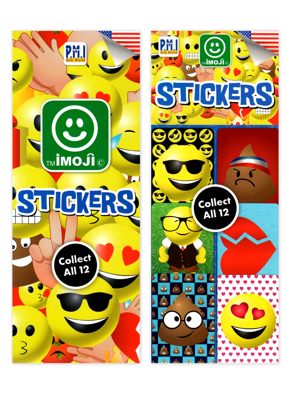Imoji Stickers (display)