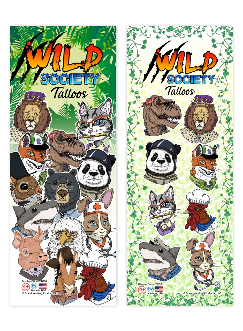 Wild Society Tattoos