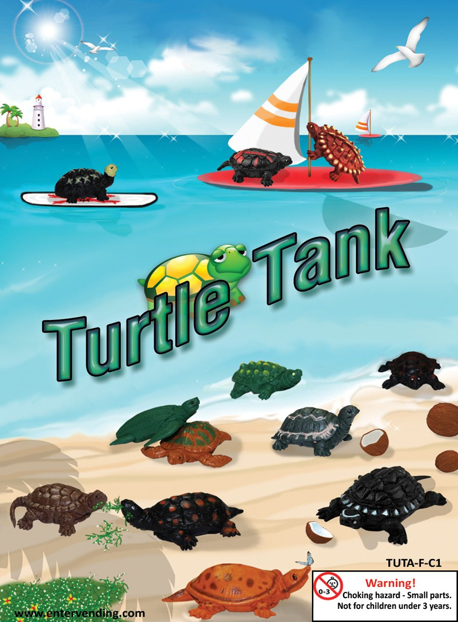 Turtle Tank Mix (display)