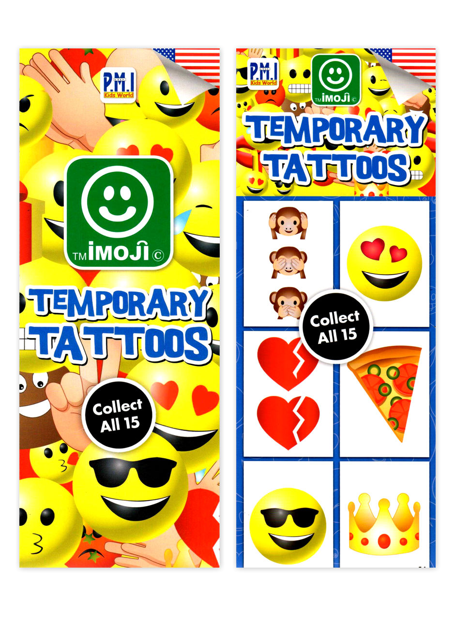 Imoji Tattoos (display)