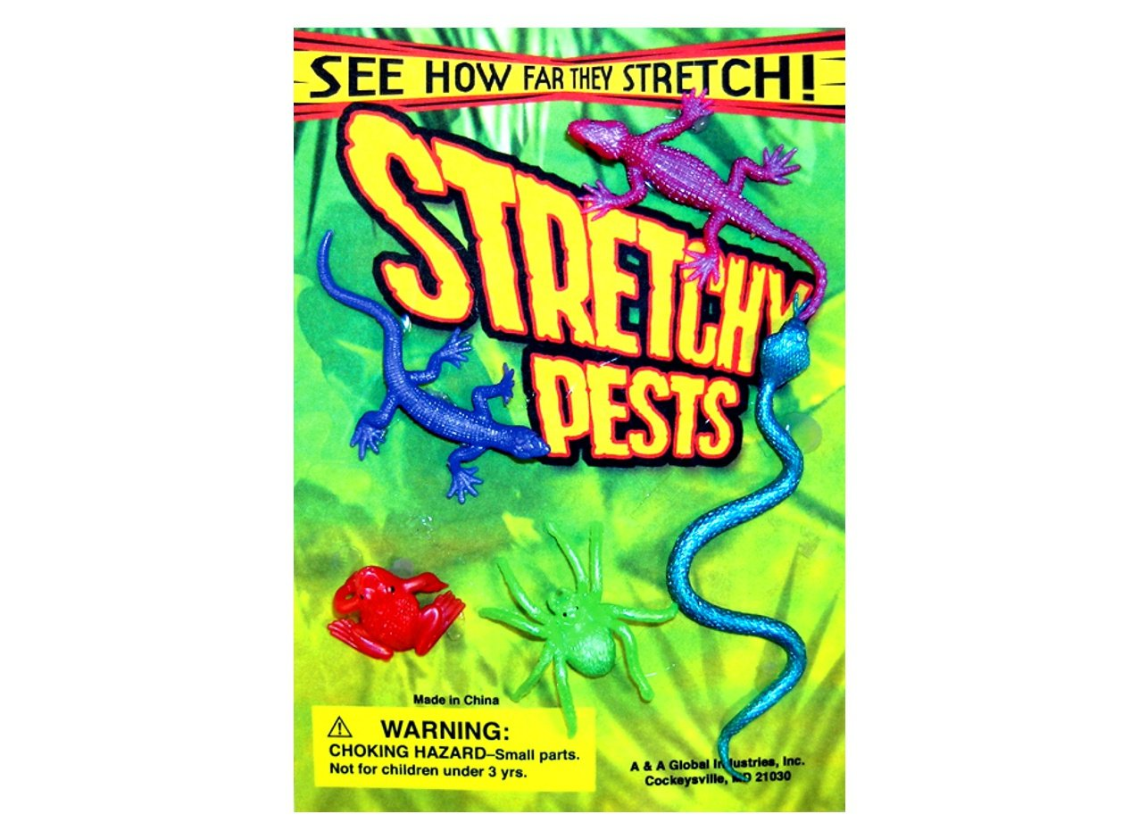 Stretchy Pests 1
