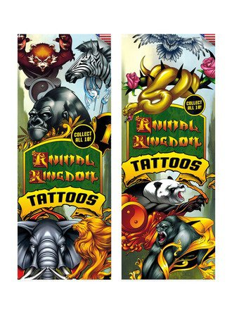 Animal Kingdom Tattoos