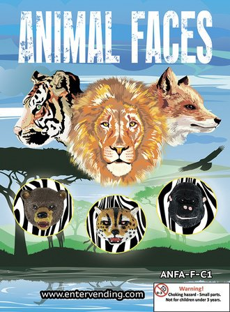 Animal Faces Mix 1
