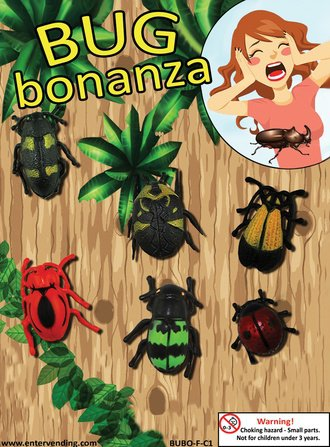 Bug Bonanza Mix 1