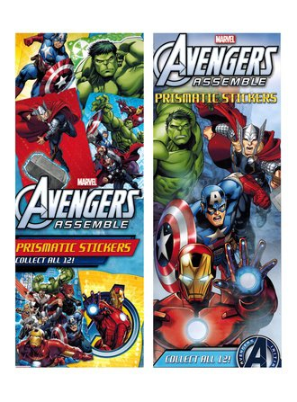 Stickers Marvel Avangers Assemble 2