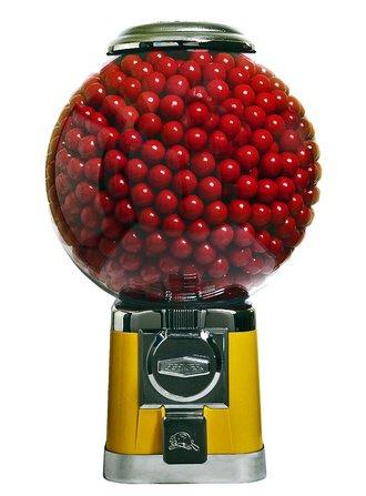 Ball Globe Beaver 20 gumball machine