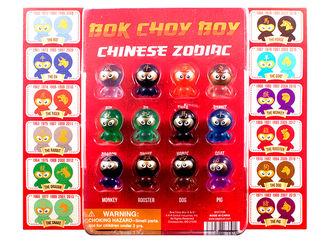 "Bok Choy Boy Zodiac 1"" vending supply"