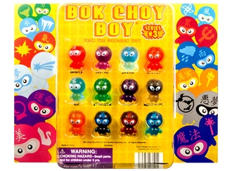 "Bok Choy Boy Series 3 in 1"" vending supply"