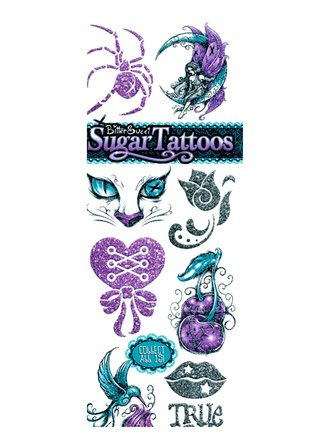 Bittersweet Sugar Tattoo (Series #2)