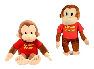 Curious George Plush 9.5
