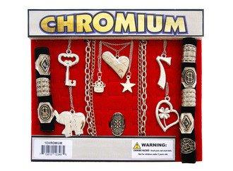 """Chromium 2"""" vending supply"""
