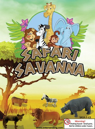 Savanna Safari Mix 2