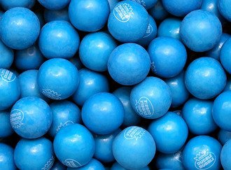 Blueberry Smoothie Gumballs 25 mm