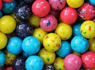 Blots Gumballs 22 mm gumballs in bulk