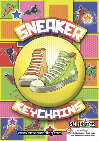 Sneaker Keychains  Mix 2