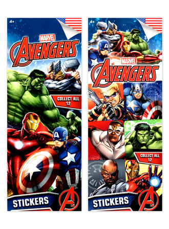 Avengers Assemble #3 Sticker - Marvel (display)